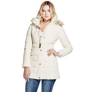 Karissa Puffer Coat | GuessFactory.com