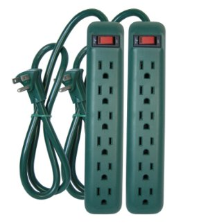 $1.19PRIME 6-Outlet Power Strip with Built-in Circuit Breaker