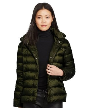 Up to 65% Off and Extra 40% Offwith $125 Down Hooded coat Sale @ Ralph Lauren