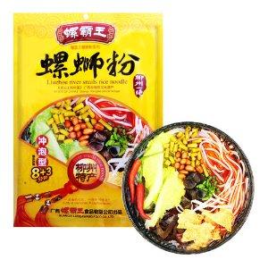 LIUZHOU Guangxi Specialty LuoSiFen (Instant Pickle Flavor Noodles) 265g (No Quail Egg, Random Version)