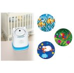 $22.99 Munchkin Nursery Projector and Sound System, White