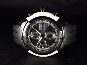Citizen Men's Eco-Drive Watch CA0286-08E