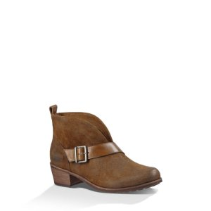 UGG® Official | Women's Wright Belted Suede Shoes | UGG.com
