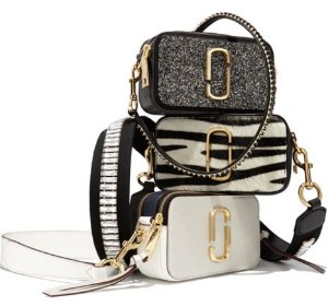 $50 Off $200 Marc Jacobs Snapshot Camera Bag @ Neiman Marcus