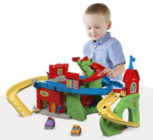 Lowest Price! $23.99 Fisher-Price Little People Sit 'N Stand Skyway