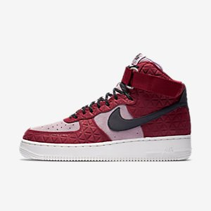 Nike Air Force 1 Hi Premium Suede Women's Shoe.