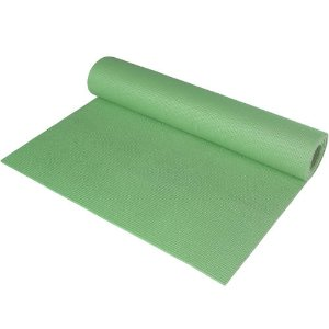 CAP Fitness Yoga Mat, green