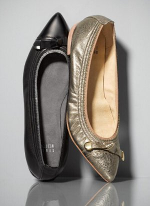 $75.49 Stuart Weitzman Bowgaloo On Sale @ 6PM.com