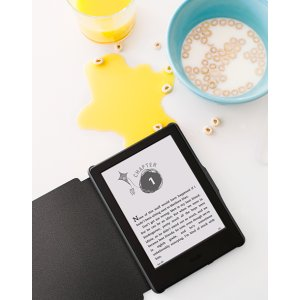 Amazon.com: Kindle for Kids Bundle with the latest Kindle E-reader, 2-Year Worry-Free Guarantee, Blue Cover: Kindle Store