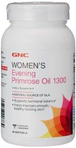 $14.88 GNC Women's Evening Primrose Oil 1300 90 Capsules Sale @ Amazon