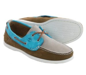 Timberland Heritage CW 2Eye Boat Shoes For Men