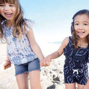 Extra 40% Off Clearance Baby and Kid Apparel @ Carter's