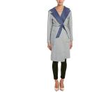 Rue La La — Max Mara Reversible Wool-Blend Coat