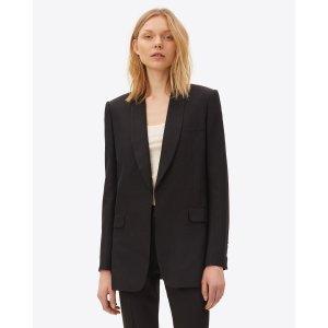 SILK SUITING JACKET