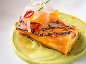 $99 for Two!4 Course Tasting Menu + 2 Glass of Sparkling Wine