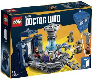 $41.97 LEGO Ideas Doctor Who #21304