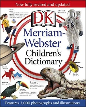 Merriam-Webster Children's Dictionary Hardcover