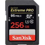$122.77 SanDisk Extreme PRO 256GB SDXC Flash Memory Card