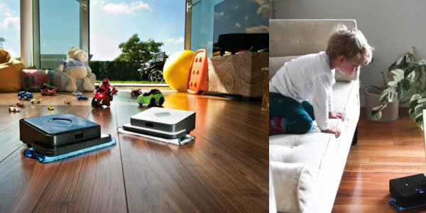 petperfect braava is ideal for picking up pet hair every day but its operation means your pets wonu0027t be bothered while braava cleans - Irobot Braava 380t