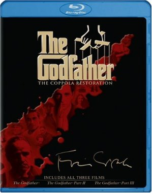 $16.99 The Godfather Collection (The Coppola Restoration) [Blu-ray]