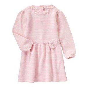 Rose Sweater Dress at Crazy 8