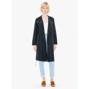 Lightweight Dylan Trench | American Apparel
