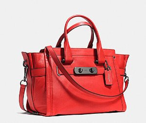 Up to 63% OffCoach Swagger Handbags @ 6PM.com