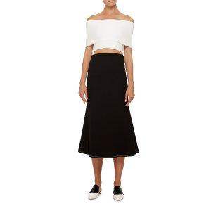 Beedee Midi Skirt by Ellery | Moda Operandi