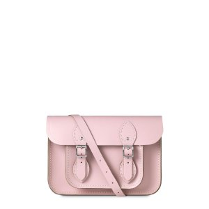 Dusky Rose 11 Inch Magnetic Satchel | The Cambridge Satchel Company