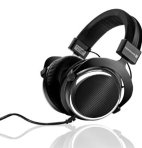$299 BeyerDynamic T90 Chrome Exclusive Limited Edition Audiophile Headphones 250 OHM