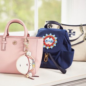 Up to 30% Off + $25 Reward Card for Every $100 You Spend on Tory Burch Handbags @ Bloomingdales