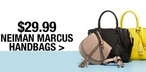 Special Price $29.99 Handbags @ LastCall by Neiman Marcus