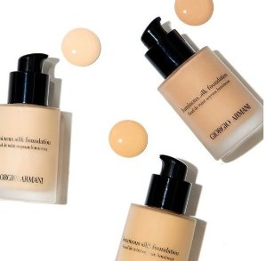 Luminous Silk Foundation @ Giorgio Armani Beauty Dealmoon Exclusive