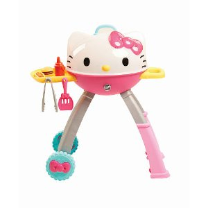 Start! 2016 Black Friday! 24.99 Hello Kitty Over 25 inch Barbeque Grill Stands - 10 Pieces