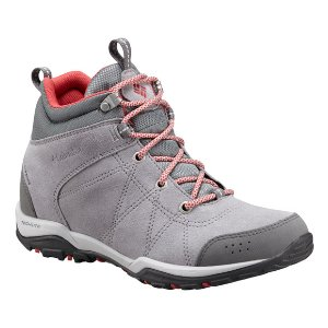 Columbia Sportswear Fire Venture Mid Waterproof Hiking Boot - Women's | Campmor