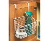 Spectrum Diversified Designs Large Over-the-Cabinet-Door Grid Basket, White - Walmart.com