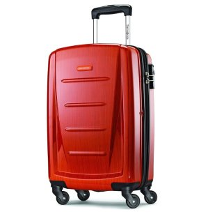 $79.99 Samsonite Luggage Winfield 2 Fashion HS Spinner 20