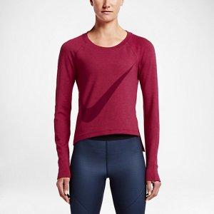 Nike Sphere-Dry Women's Long Sleeve Training Top.