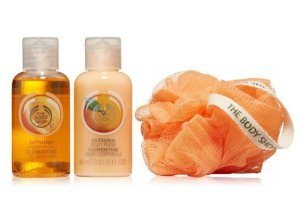 The Body Shop Satsuma Treats