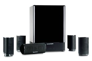 $159Harman Kardon HKTS 15 5.1-Channel Home Theater Speaker System