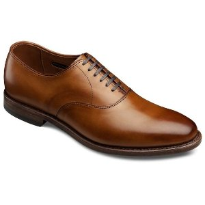 Carlyle - Plain-toe Lace-up Oxford Men's Dress Shoes by Allen Edmonds