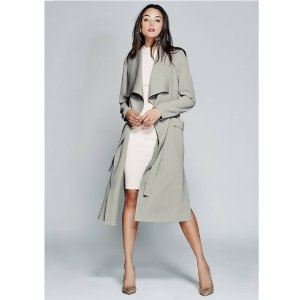 Lisha Trench Coat | GUESS by Marciano