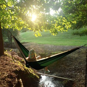 Gonex Portable Outdoor Camping Hammock