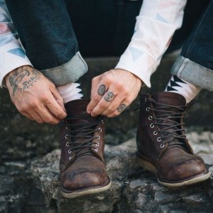 70% Off! CHIPPEWA 6