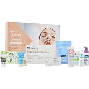 ULTA Cleanser Skincare Sampler Box | Ulta Beauty