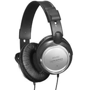 $24.99 Audio-Technica ATH-T22 Dynamic Stereo Headphones