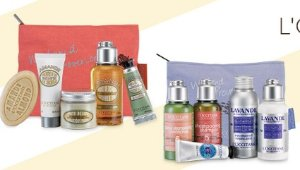 $20 Travel Kit with $45 Purchase @L'Occitane