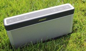 $251.99 Bose SoundLink Wireless Bluetooth Speaker III