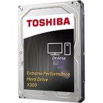 Toshiba X300 HDWE160XZSTA 6TB Internal Hard Drive