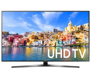 $698.99 Samsung UN55KU7000 55-Inch 4K UHD HDR Smart LED TV KU7000 7-Series